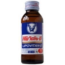 Lipovitan-D 100 ml
