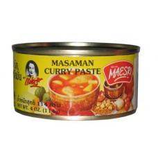 Maesri Masman Curry Paste เครื่องแกงมัสมั่น ตราแม่ศรี
