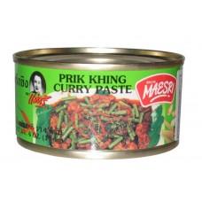Maesri Prik King Curry Paste เครื่องแกงพริกขิง ตราแม่ศรี