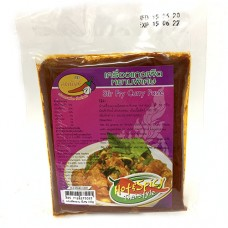 Khun Nan Stir Fry Curry Paste 100g เครื่องแกงเผ็ดหยาบพิเศษ ตราคุณนันท์ 100 กรัม