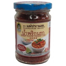 Mae Pranom Nam Prik Narok Shrimp 134g