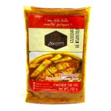 Sam Phao Tong Hot & Sour Curry Paste 100g เครื่องแกงส้ม 100g ตราสำเภาทอง