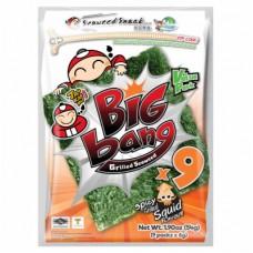 TKN Bigbang Grilled Squid flavor 10x6g
