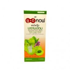 U-E COF Herbal Mixture Drink 120ml ยาน้ำแก้ไอ มะขามป้อม ตรายูอีคอฟ
