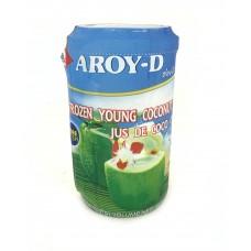 Aroy-D Frz Young Coconut Juice 300ml น้ำมะพร้าวอ่อนแช่แข็ง ตราอร่อยดี