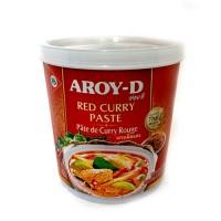 Aroy-D Green Curry Paste 400g เครื่องแกงเขียว ตราอร่อยดี