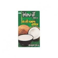 Aroy-D Coconut Milk UHT 250ml