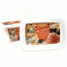 Cremo Ice Cream Milk Tea with Pearl 500g ไอศกรีมรสชาไทย ผสมไข่มุก ตราครีโม
