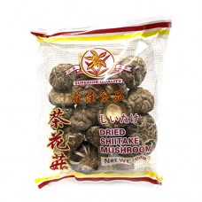 CAG Dried Shitake Mushroom 100g เห็ดหอมตากแห้ง