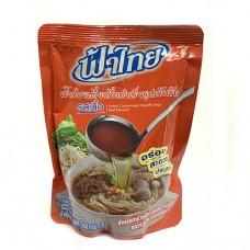 Fathai Beef Noodle soup 350g ซุปสำเร็จรูปสำหรับก๋วยเตี๋ยวเนื้อ