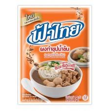 Fathai noodle soup powder thick 170g