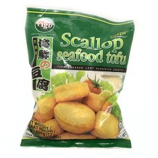 Figo Scallop Seafood Ball 500g ลูกชิ้นเต้าหู้หอยเชลล์ทะเล