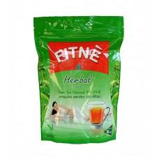 Fitne Green Tea Herbal 35.25g ชาสำหรับผู้ต้องการลดน้ำหนัก กลิ่นชาเขียว ตราฟิตเน่