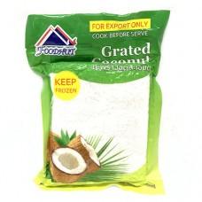 Food Hut Grated Coconut 454g มะพร้าวขูดละเอียด