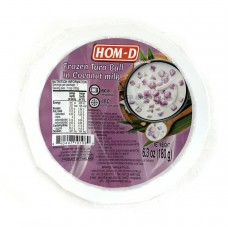 HOM-D Taro ball in coconut milk