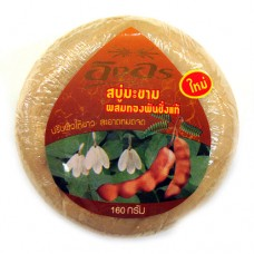 Ing On Tamarind and Thong Phanchang Soap 160g สบู่สมุนไพร มะขามผสมทองพันชั่ง ตราอิงอร
