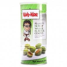 Koh Kae Peanuts Nori Wasabi Flavour 300g