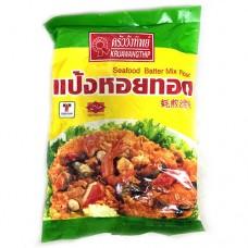 Krua Wang Tip Seafood Batter Mix 1kg แป้งหอยทอด ตราครัววังทิพย์ 1 กก.