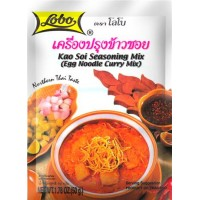 Lobo Kao Soi Seasoning Mix 50g