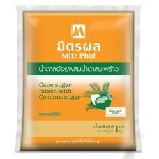 Mitr Phol Soft Palm Sugar 1kg น้ำตาลปี๊บ ขนิดนุ่ม ตรามิตรผล
