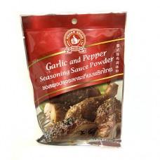 Nguan soon Garlic and Pepper powder 50g ผงปรุงรสกระเทียมพริกไทย ตราง่วนสูน