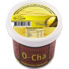 Ocha Ice Cream Durian 560g ไอศกรีมรสทุเรียน ตราโอชา