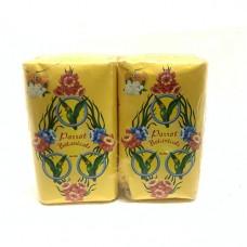Parrot Soap Yellow 70g 4pk